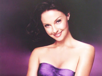 Ashley Judd Lovely Wallpaper