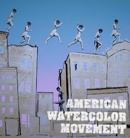 American Watercolor Movement LIVE at ART Huuse Productions