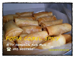 Popia Mini (Spicy Vege)