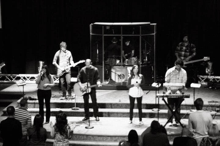 Hillside Worship - God Above All 2014 live worship by church choir