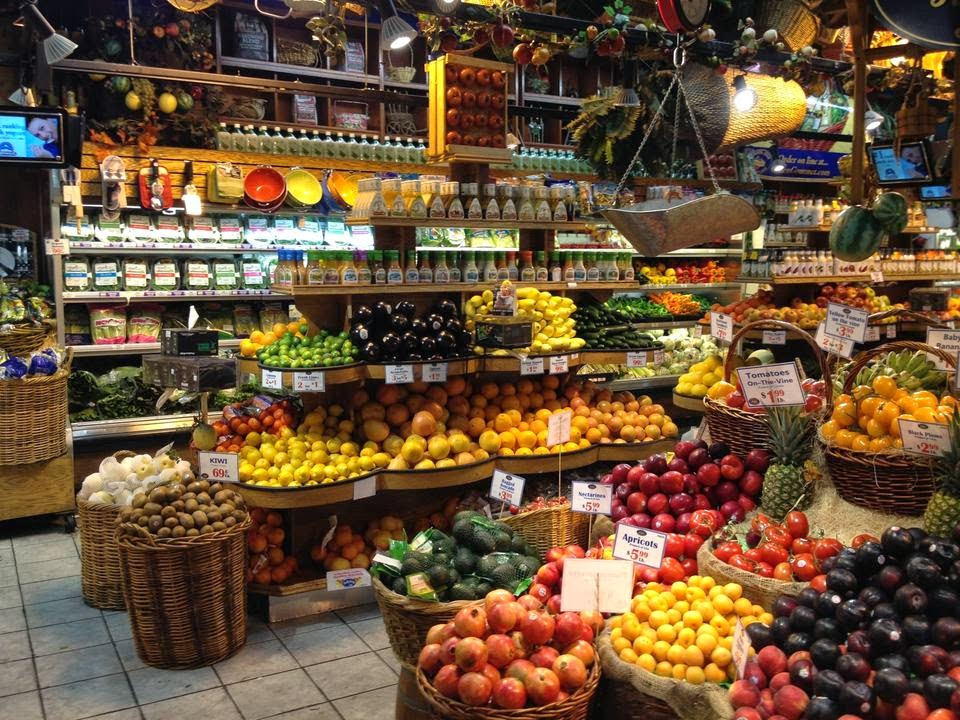 Plant Based Carolina Best Grocery Stores in Manhattan