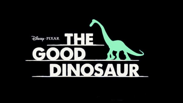 The Good Dinosaur logo Disney/Pixar animatedfilmreviews.filminspector.com