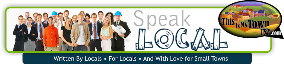 Speak Local by This Is My Town USA
