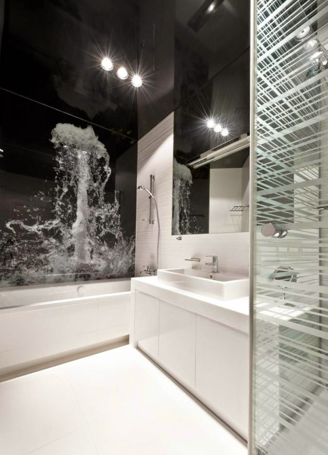 Design Ideas For Bathrooms Without Windows ~ Setting bathroom without window living ideas for