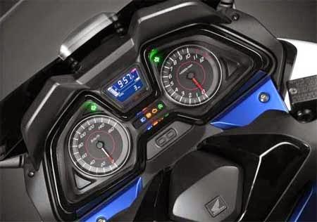 Fitur Honda Vorza 125 2015