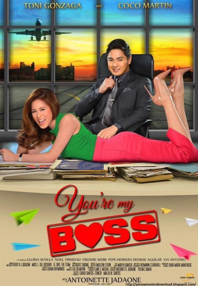 Youre My Boss 2015 Pinoy Movie Download Free