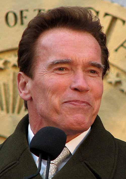 patrick schwarzenegger height. Arnold Alois Schwarzenegger