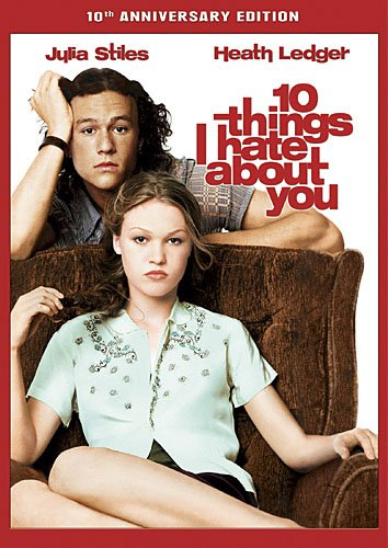 Hindi Dubbed 10 Things Hate About You (1999) BRRIP