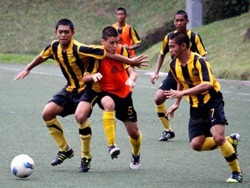 Sean Gan Giannelli - Pemain Remaja Malaysia Sertai Kelab Itali