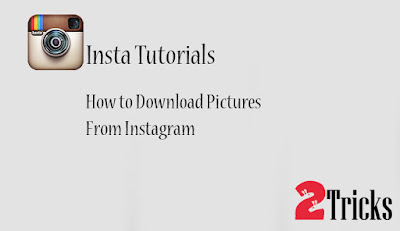 Download Pictures From Instagram