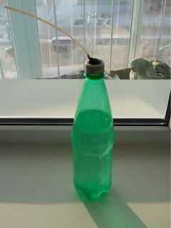 мини-лейка для полива рассады