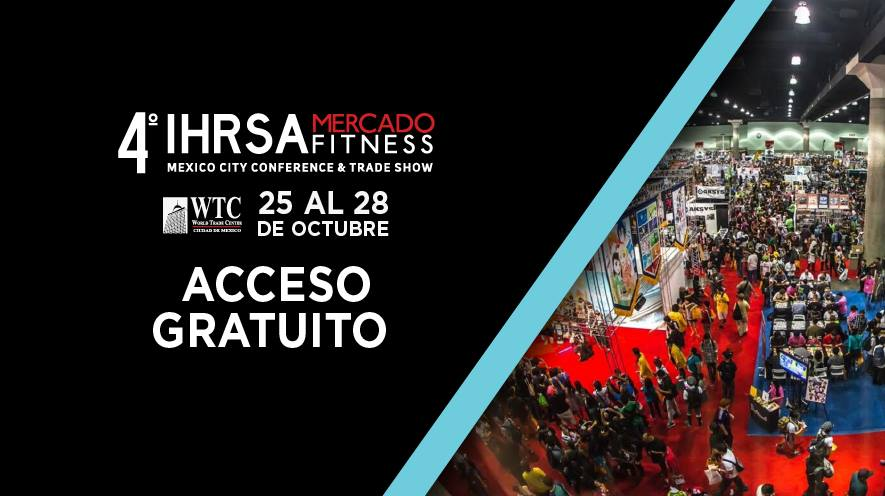 NEEW 4° IHRSA Mercado Fitness México 2017