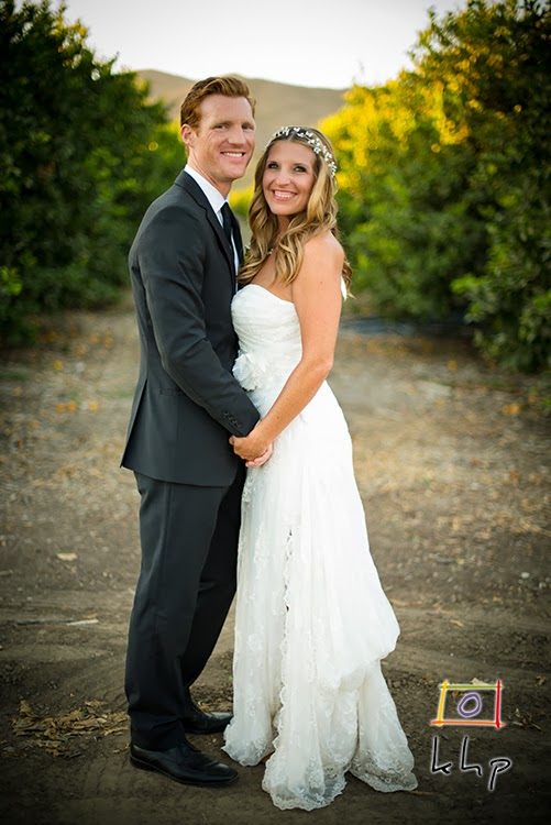 Limoneira Ranch Wedding of Kristyn & Sean
