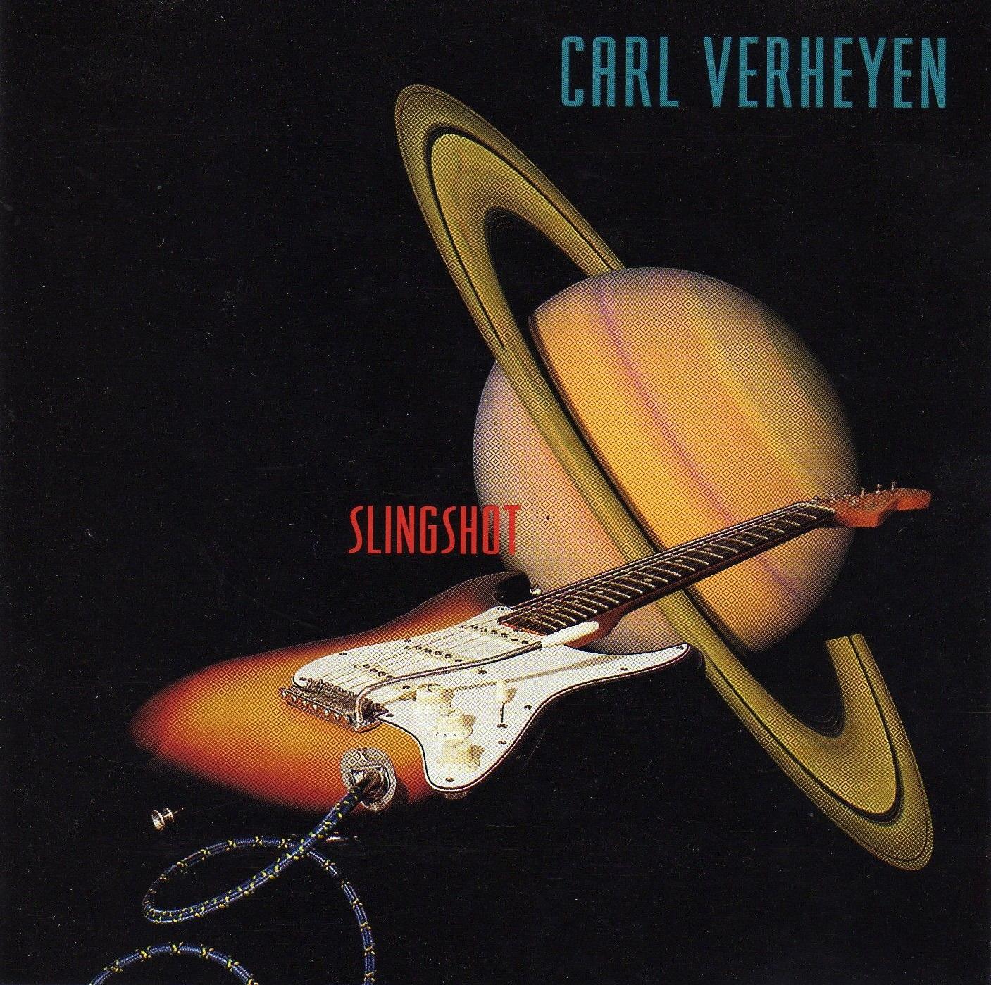 "Jazz Rock Fusion Guitar: Carl Verheyen - 1998 ""Slingshot"""