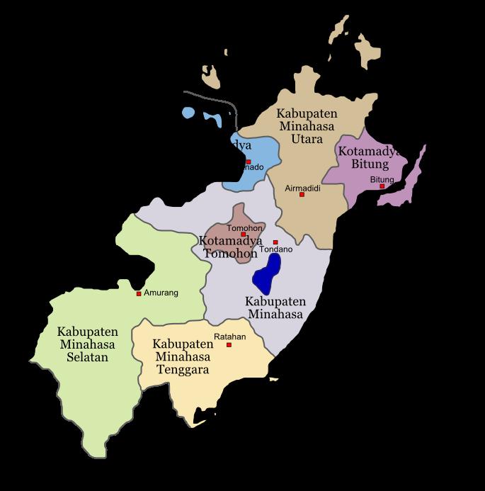 Nuansa Modoinding: Sekilas Profil Minahasa Selatan