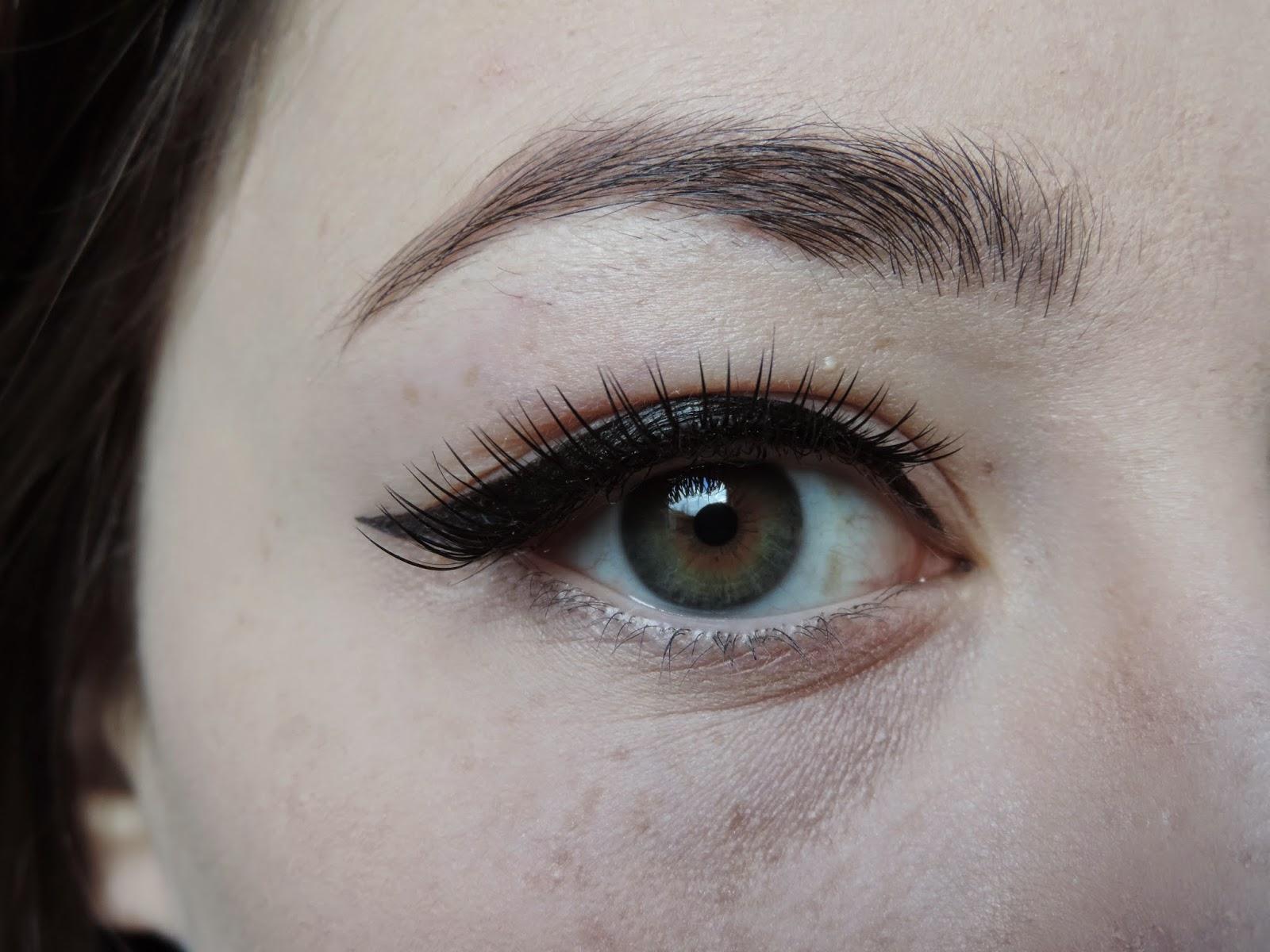 BornPrettyStore False Eyelashes Review