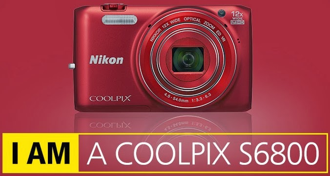 Nikon Coolpix S6800, new nikon camera, prosumer camera, digital camera, Wi-Fi, scene modes, creative pictures, Full HD video, anti shake