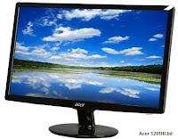 Acer S201HLbd monitor price, specs and review