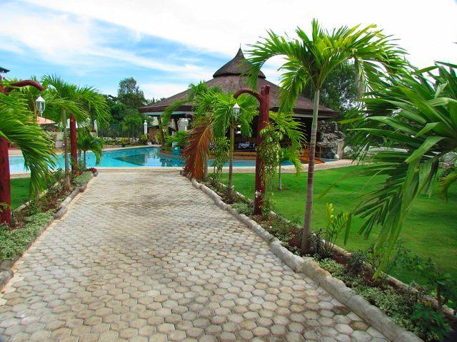 Visit bohol panglao harmony hotel for Pool design philippines