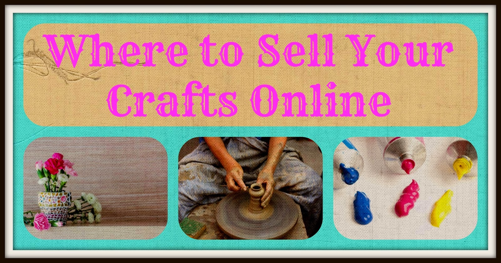 Places to sell handmade crafts 28 images 75 brilliant for Places to sell crafts