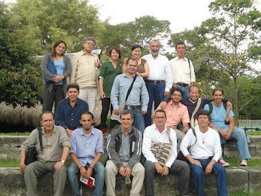 Encuentro de Escritores, Valle. 2012