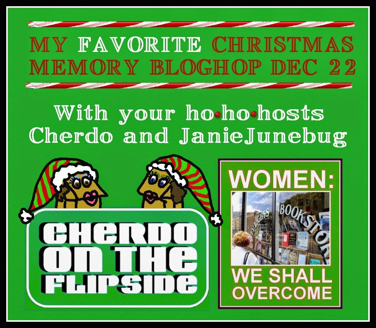 My Favorite Christmas Memory Bloghop Dec. 22
