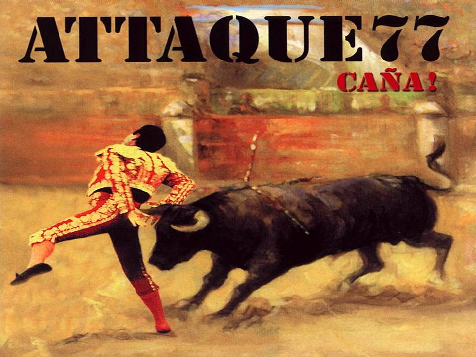 Caña Álbum Recopilatorio De Attaque 77