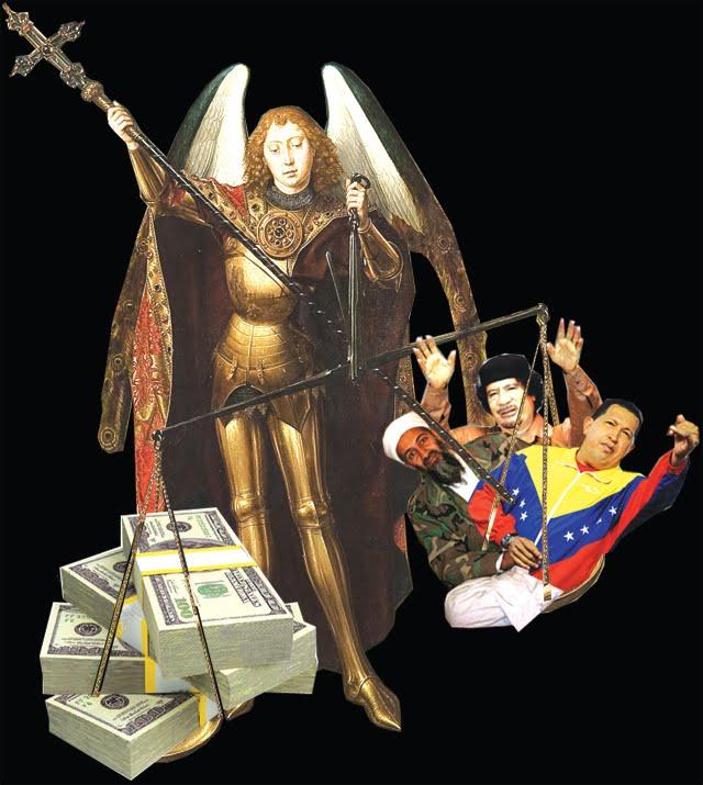 La balanza y la espada