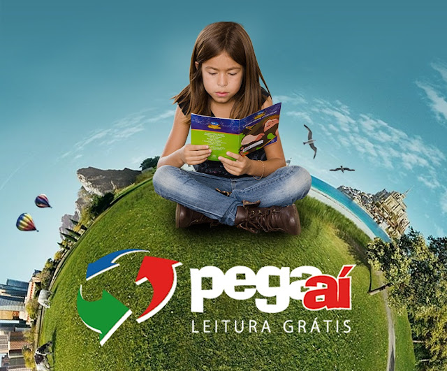 Projeto Pegaí - Leitura grátis