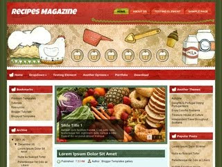 Recipes magazine food restaurant cooking magazine special blogspot recipes magazine food restaurant cooking magazine special blogspot templates free premium download now features special loading fast header banner forumfinder Choice Image