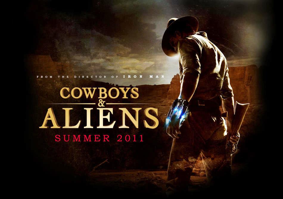 Spielberg reveals cowboys aliens sequels
