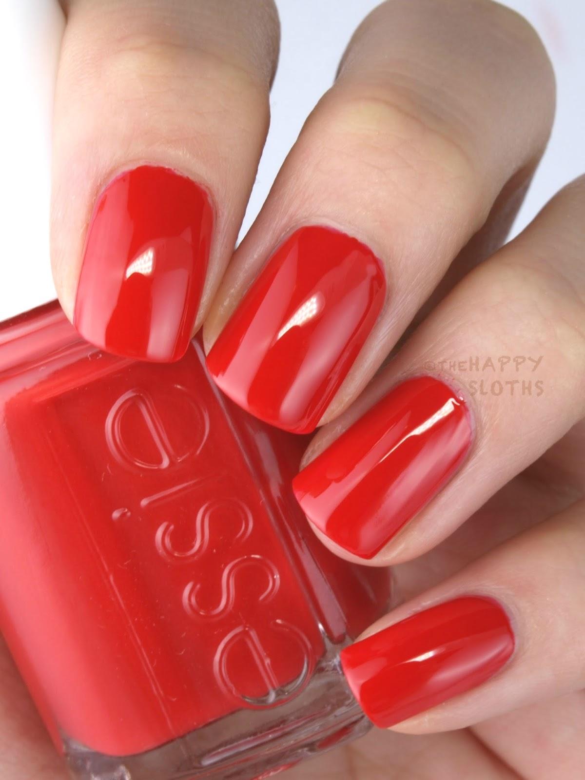 Essie Nail Polish Review Blog- HireAbility