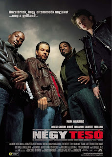 Four Brothers – Dört Kardeş filmi izle