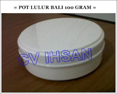 POT LULUR BALI 100 GRAM