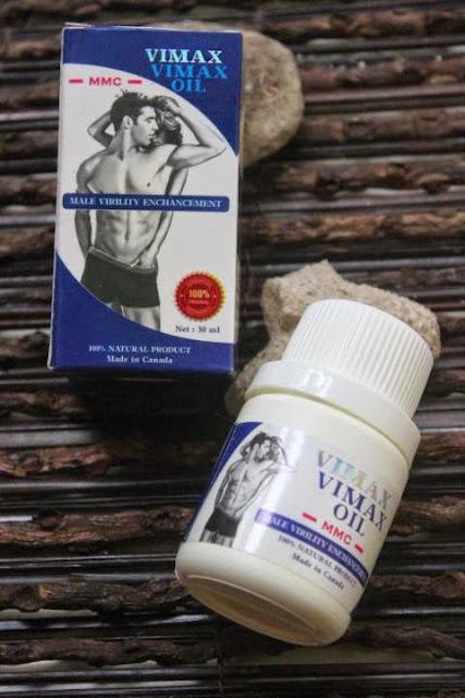 Pembesar Penis Vimax Oil Asli