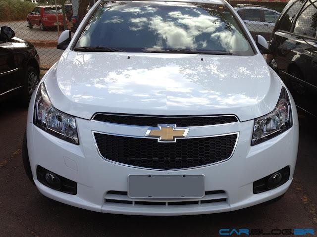 Chevrolet Cruze LTZ 2013 - Branco