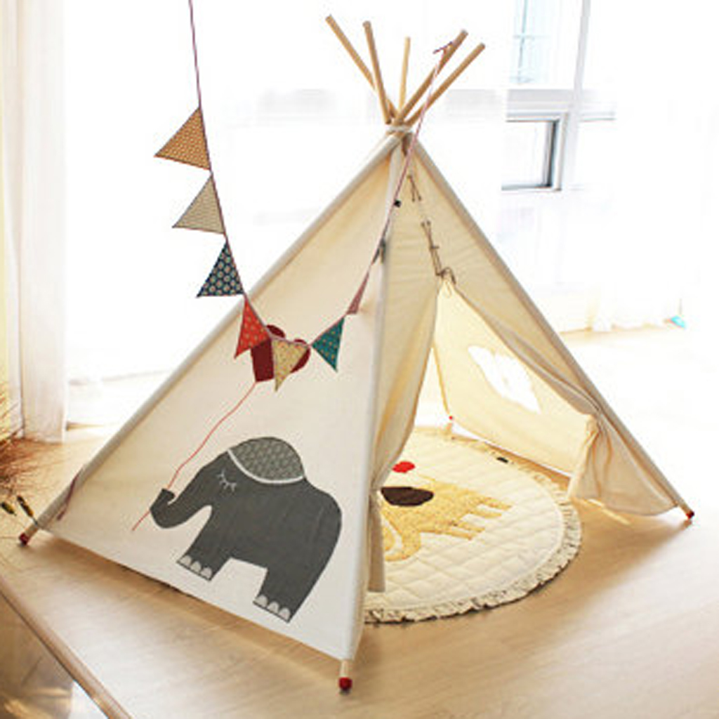 Tipi Chambre Enfant : homestar room of child the tipi the new hut trendy ~ Melissatoandfro.com Idées de Décoration