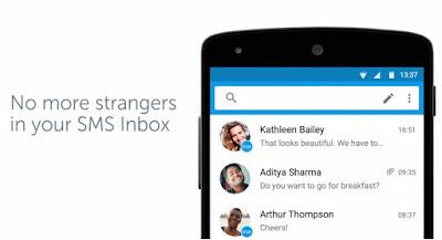 TrueMessenger - Chega de spam por SMS!