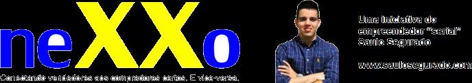 """Nexxo - Conectando vendedores aos compradores certos. Uma iniciativa do empreendedor """"serial"""" Saulo Segurado. www.saulosegurado.com"""