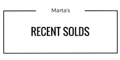 Marta's Recent Sales