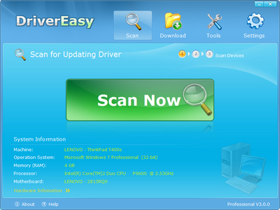 Easeware DriverEasy Professional 3.10.0.26694 Multilingual Porta
