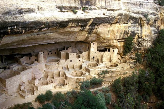 Lugares para visitar antes de morrer: Mesa Verde National Park