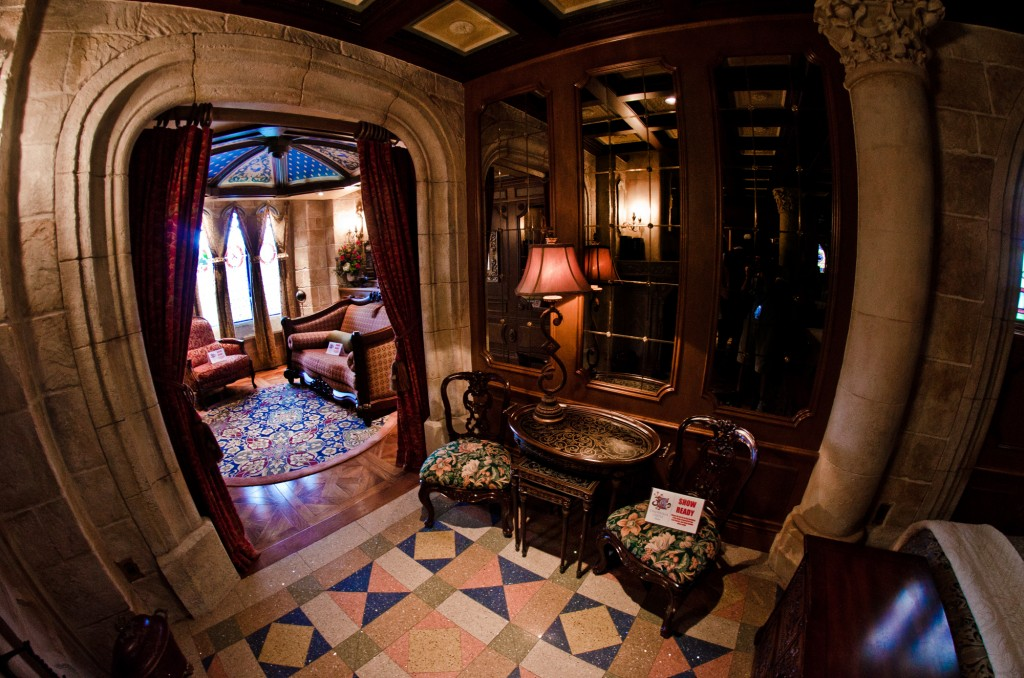 The Pink Travel Bug Cinderella Castle Suite