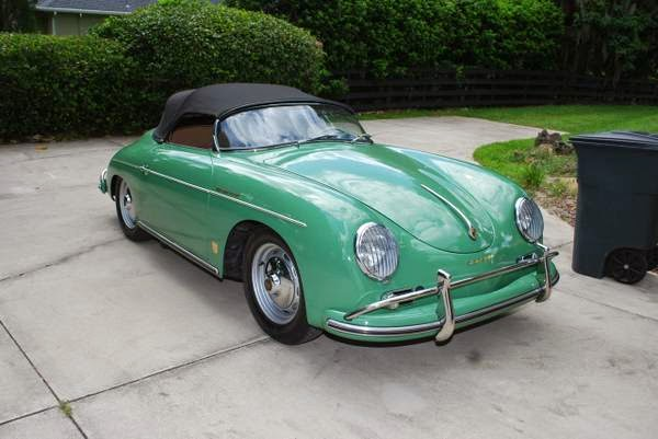 1958 Porsche 356a Speedster 1600 Super