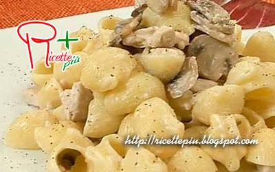 Mezze Penne Tacchino e Funghi di Cotto e Mangiato
