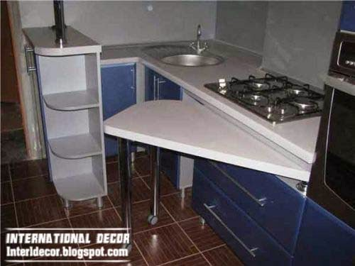 Small kitchen solutions 10 interesting solutions for  : table who leaves small kitchen solutions furniture ideas from interldecor.blogspot.com size 500 x 375 jpeg 30kB