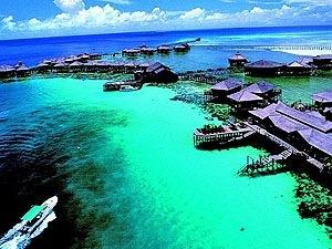 Blog buku baru malaysia 10 tempat wajib dilawati bila ke sabah sarawak - Sipadan dive centre ...