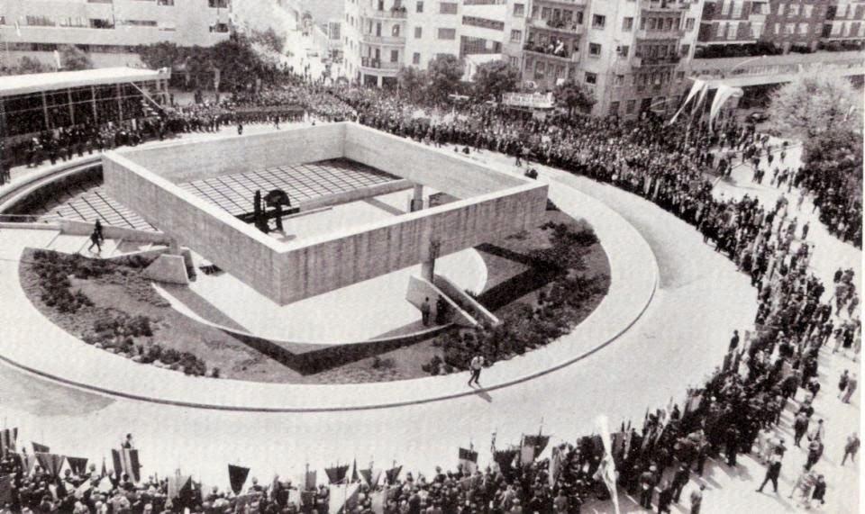 1969, inauguración
