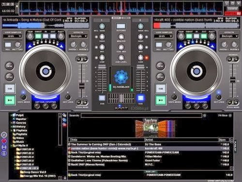 virtual dj home free download for android
