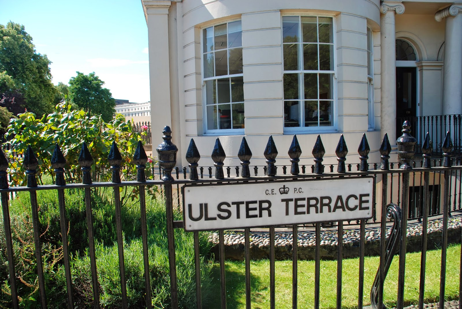 Ulster Terrace, London
